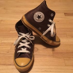 Converse Chuck Taylor High Top Leather